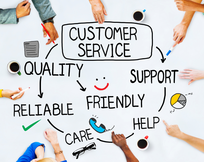 what makes your customer service excellent part two slave lake
